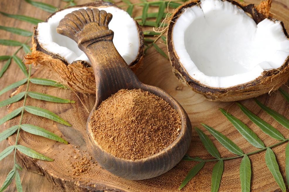 Dr Murat Keklikoglu Coconut Sugar