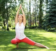 Yoga Ile Genç Kalın