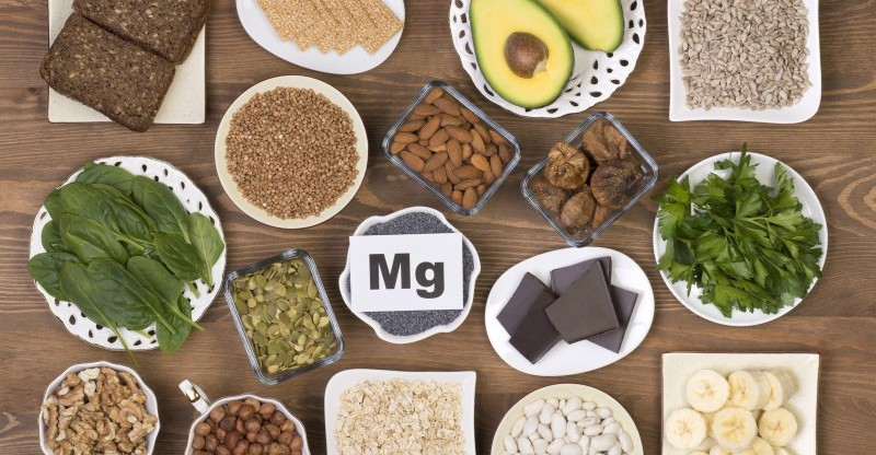 Magnesium Rich Food 800×416